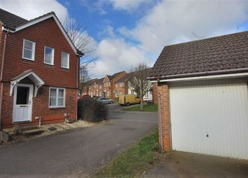 Thumbnail 3 bed end terrace house to rent in Fairfield Way, Stevenage, Herts