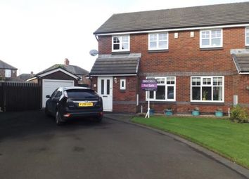 Thumbnail 3 bed semi-detached house for sale in Washbrook Close, St. Helens, Merseyside