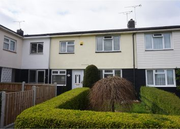 Thumbnail 3 bed terraced house for sale in Mollands, Basildon
