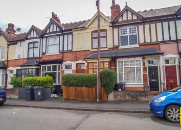 Thumbnail 2 bed terraced house for sale in Trafalgar Road, Erdington, Birmingham