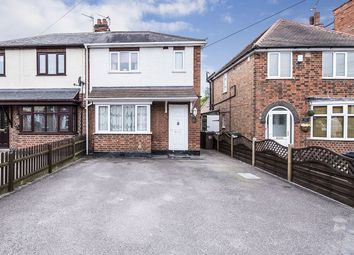 Thumbnail 2 bed semi-detached house for sale in Albany Street, Loughborough