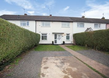 Thumbnail 2 bed terraced house for sale in Holbrook Road, Long Lawford, Rugby