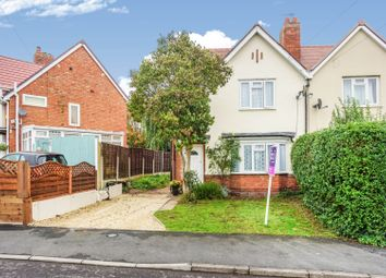 3 bed semi-detached house for sale in King Edward Road, Bromsgrove B61