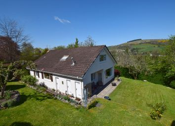 Thumbnail 4 bed detached house for sale in Barr Road, Galashiels