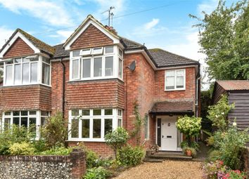 Thumbnail 3 bed semi-detached house for sale in Doctors Lane, West Meon, Hampshire