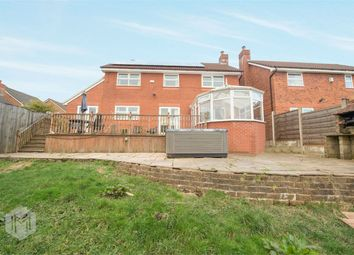 Thumbnail 5 bedroom detached house for sale in Saxby Avenue, Bromley Cross, Bolton