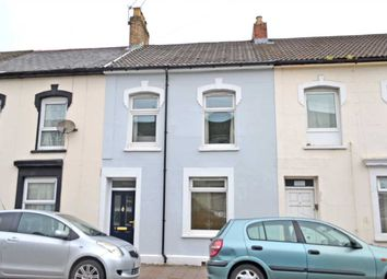 Thumbnail 3 bedroom terraced house for sale in Comet Street, Adamsdown, Cardiff