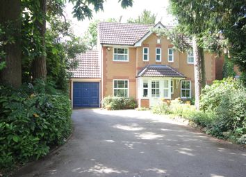 Thumbnail 3 bed detached house for sale in Chipstone Close, Hillfield, Solihull