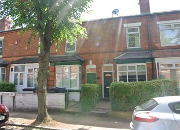 Thumbnail 2 bed terraced house to rent in Johnson Road, Erdington, Birmingham