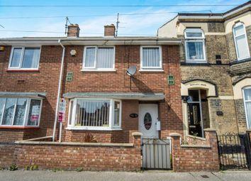 Thumbnail 3 bed terraced house for sale in Clapham Road Central, Lowestoft