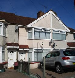 Thumbnail 3 bed terraced house for sale in Parkside Avenue, Bexleyheath