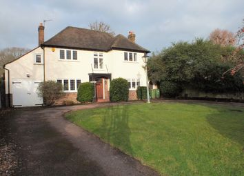 Thumbnail 3 bed detached house to rent in Weston Green Road, Thames Ditton