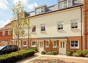 Thumbnail 3 bed terraced house for sale in Eden Road, Dunton Green, Sevenoaks, Kent