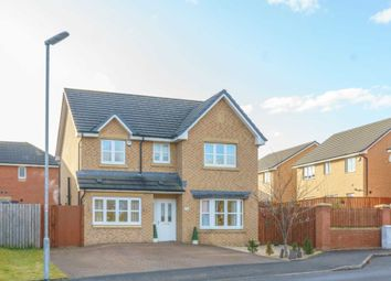 Thumbnail 5 bed detached house for sale in Willowburn Avenue, New Stevenston, Motherwell