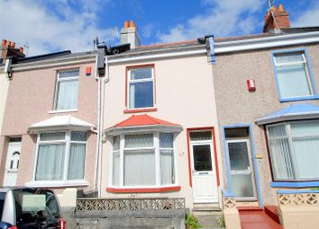 Thumbnail 2 bed terraced house to rent in Victory Street, Keyham, Plymouth