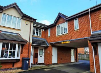 Thumbnail 2 bedroom maisonette for sale in Pinehurst Close, Leicester
