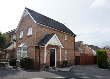 Thumbnail 3 bed end terrace house for sale in Tre Newydd, Bridgend
