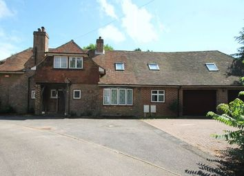 Thumbnail 4 bed detached house for sale in The Street, Hawkinge, Folkestone