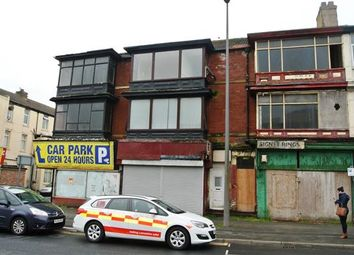 Thumbnail 5 bedroom flat for sale in Chapel Street, Blackpool