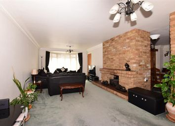Thumbnail 4 bed detached house for sale in Tunbury Avenue, Walderslade, Chatham, Kent