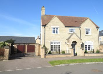 Thumbnail 4 bed detached house for sale in Paxton Drive, Stotfold, Hitchin