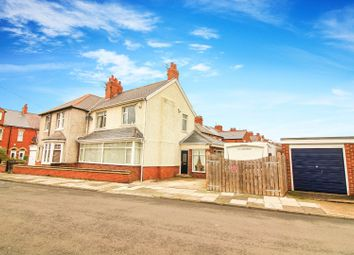 Thumbnail 3 bed semi-detached house for sale in Park Road, Seaton Delaval, Whitley Bay