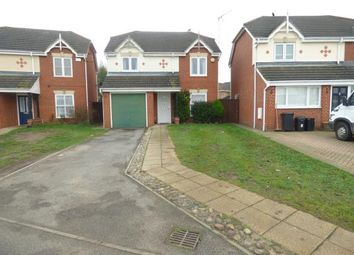 Thumbnail 4 bedroom detached house for sale in Rainham, Essex, .
