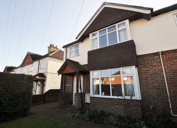 Thumbnail 2 bedroom flat to rent in Aldershot Road, Guildford