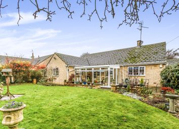Thumbnail 3 bed detached bungalow for sale in The Syke, Brigstock, Kettering