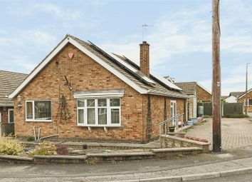 Thumbnail 2 bed detached bungalow for sale in Smeath Road, Underwood, Nottingham