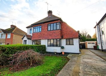 Thumbnail 2 bed semi-detached house for sale in Sixth Avenue, Chelmsford, Essex