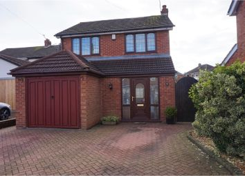 Thumbnail 3 bed detached house for sale in Hawthorne Rd, Cheslyn Hay