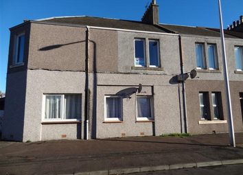 Thumbnail 1 bed flat to rent in Patterson Street, Methil