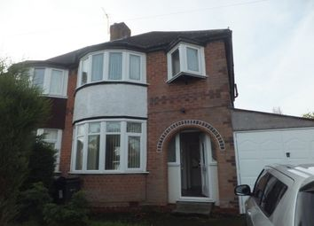 Thumbnail 3 bedroom property to rent in Hill Top Road, Northfield