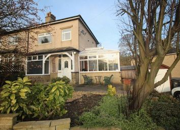 Thumbnail 4 bed semi-detached house for sale in Woodlands, Triangle, Sowerby Bridge