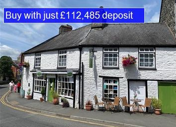 Thumbnail Restaurant/cafe for sale in High Street, Builth Wells