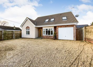 Thumbnail 2 bed detached house for sale in Wilkinson Road, Rackheath, Norwich