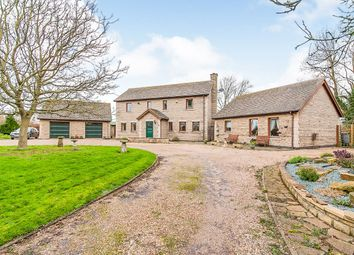 Thumbnail 4 bed detached house for sale in Church Street, Digby, Lincoln