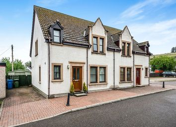 Thumbnail 3 bed semi-detached house for sale in Burn Court, Dingwall