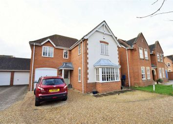 Thumbnail 4 bed property for sale in Blanchard Road, Louth