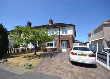 Thumbnail 4 bed semi-detached house for sale in Lismore Road, Dukinfield