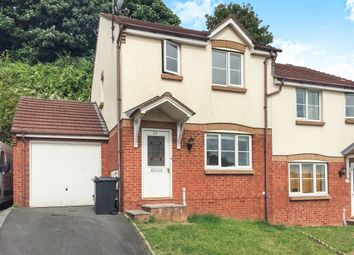 Thumbnail 3 bed semi-detached house for sale in Windward Road, Torquay