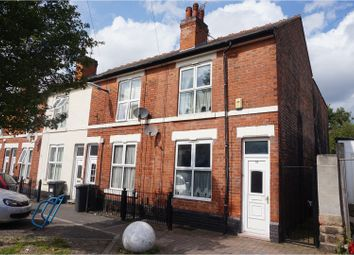 Thumbnail 3 bed end terrace house for sale in Havelock Road, Derby