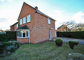 Thumbnail 3 bed detached house to rent in Fernhill Road, Solihull