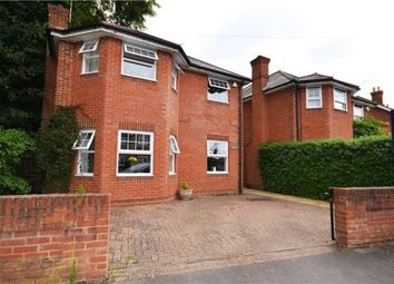 Thumbnail 4 bed detached house for sale in Belmont Road, Camberley, Surrey