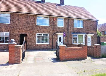 Thumbnail 3 bed end terrace house for sale in East Millwood Road, Liverpool