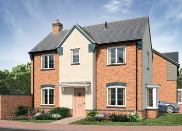 Thumbnail 3 bed detached house for sale in Off Sparrowhawk Way, Telford