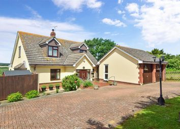 Thumbnail 5 bed bungalow for sale in Mill Lane, Hartlip, Sittingbourne, Kent
