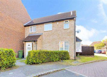 Thumbnail 3 bed semi-detached house for sale in Milecastle, Bancroft, Milton Keynes