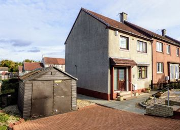 Thumbnail 3 bed end terrace house for sale in Caldwell Road, Carluke